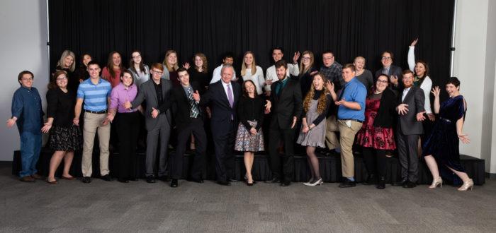 MSSU 2019 Humphreys Scholars Banquet